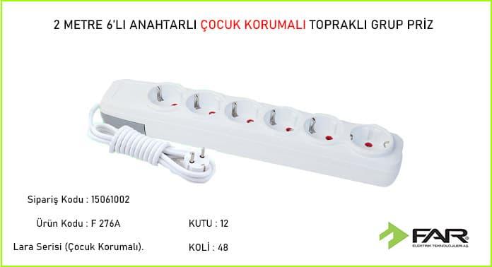 2metre-Altili-Cocuk-Korumali-Toprakli-Grup-Priz