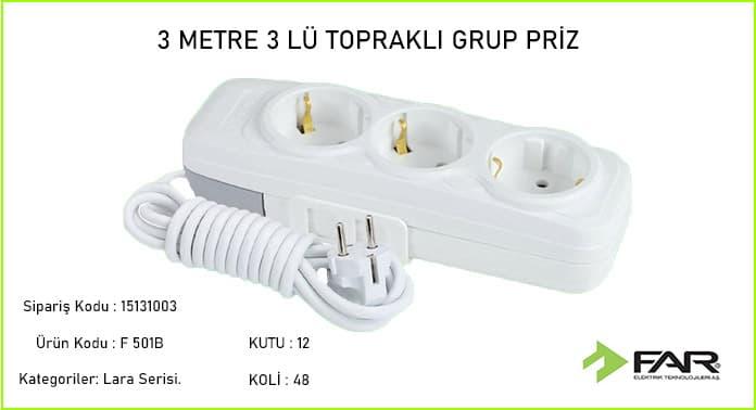 3-Metre-3lu-Toprakli-Priz