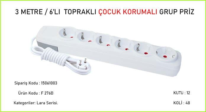 3metre-Altili-Cocuk-Korumali-Toprakli-Grup-Priz