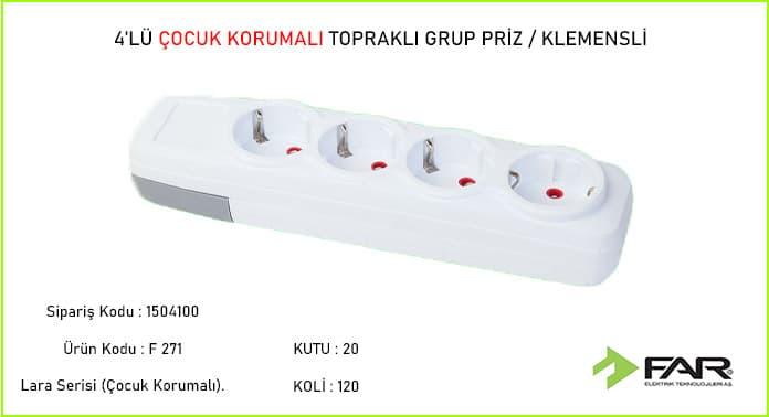 4lu-Cocuk-Korumali-Toprakli-Klemensli-Grup-Priz