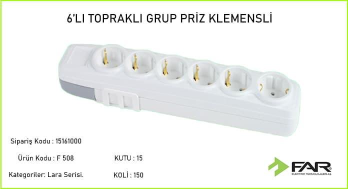 Altili-Toprakli-Grup-Priz-Klemensli