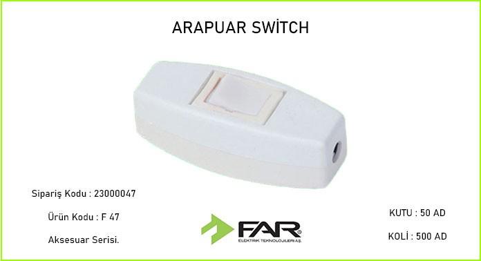 Arapuar-Switch