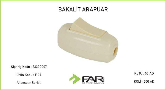 Bakalit-Arapuar
