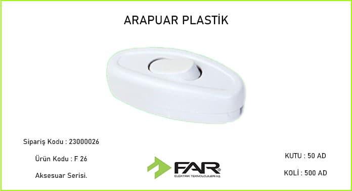 Plastirk-Arapuar