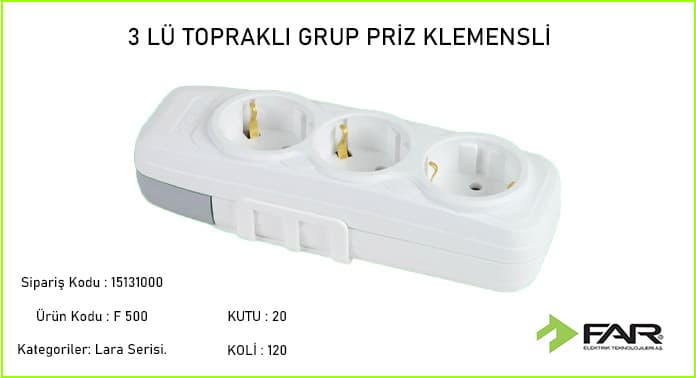 Uclu-Toprakli--Klemensli-Grup-Priz