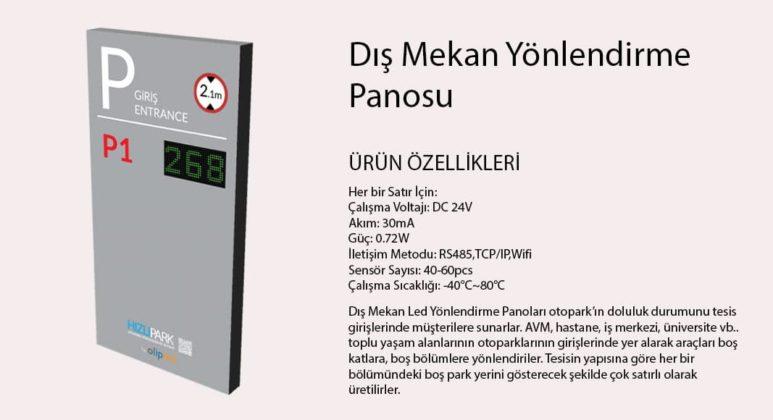 Akilli-Otopar-Giris-Yonlendirme-Panosu
