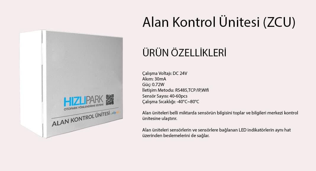 Akilli-Otopar-Hizli-Park-Alan-Kontrol-Unitesi