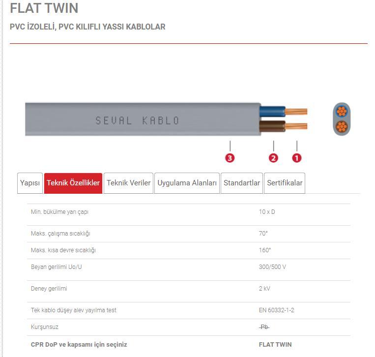 Pvc-Izoleli-Pvc-Kilifli-Yassi-Kablolar-Flat-Twin