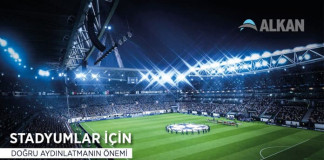 Stadyumların Doğru Aydınlatılması