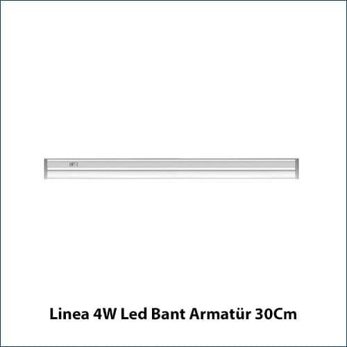 Linea-4W-Led-Bant-Armatur-30Cm