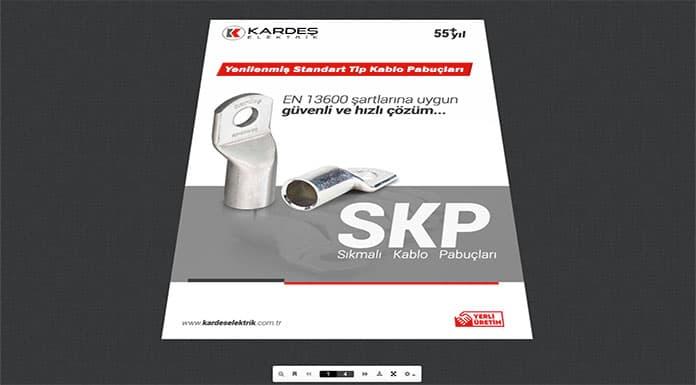 kardes-elektrik-kablo-pabuclari-katalog